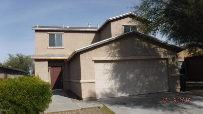 Tucson Single Family Home For Sale: 3775 E Painted Tortoise Street