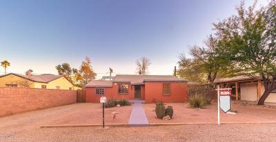 Single Family Home For Sale: 2020 E Copper Street