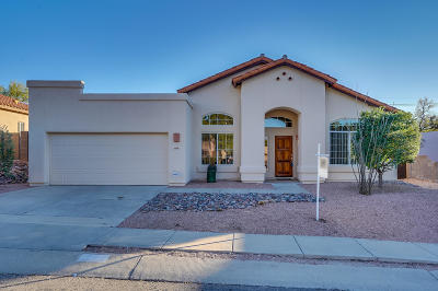 Single Family Home For Sale: 10710 E Migratory Place