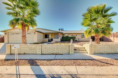 Single Family Home Active Contingent: 9952 E Shiloh Street