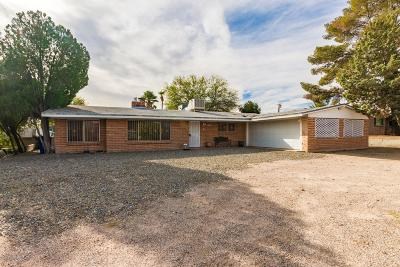 Tucson Single Family Home For Sale: 5744 E 5th Street