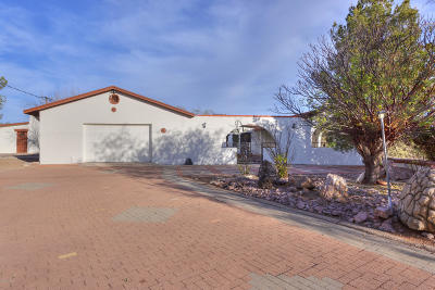 Rio Rico Single Family Home Active Contingent: 410 Bury Court