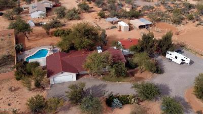 Tucson Single Family Home For Sale: 14550 S Stagecoach Road