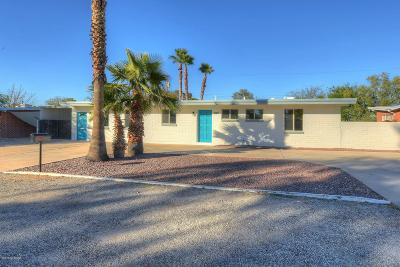 Tucson Single Family Home For Sale: 6161 E 16th Street