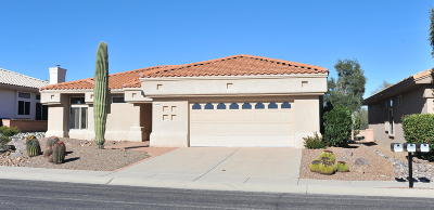 Oro Valley AZ Single Family Home For Sale: $310,000
