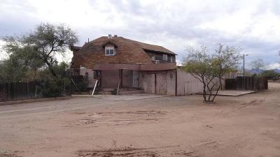 Marana Single Family Home For Sale: 12461 N Flintlock Road