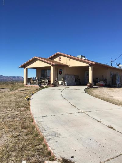 Rio Rico Single Family Home For Sale: 478 Camino Brizza Bonnel