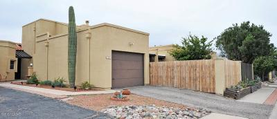 Tucson Townhouse For Sale: 4421 W Pyracantha Drive