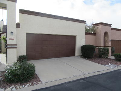 Tucson Townhouse For Sale: 4867 W Doria Drive