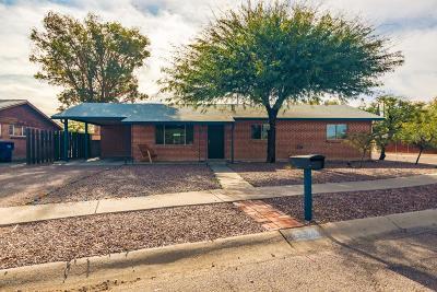 Tucson Single Family Home For Sale: 2802 E La Cienega Place