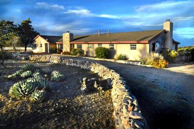 Sonoita Single Family Home For Sale: 83 Holbrook Drive