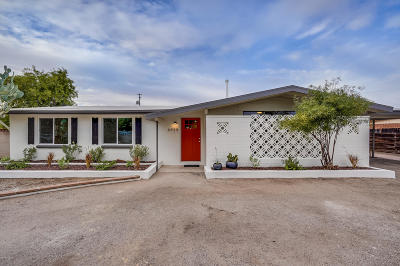 Pima County Single Family Home For Sale: 6925 E Douglas Street