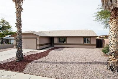 Tucson Single Family Home For Sale: 9351 N Denise Ann Place