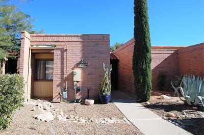 Tucson AZ Townhouse For Sale: $188,900
