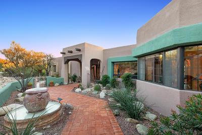 Tucson Single Family Home For Sale: 5560 E Shadow Ridge Drive