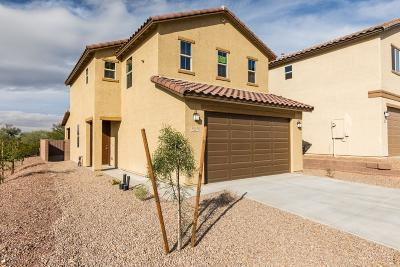 Tucson Single Family Home For Sale: 5855 N Umbra Court #Lot 6