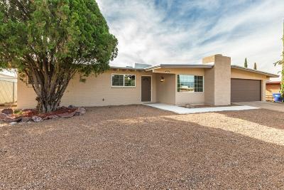 Tucson Single Family Home For Sale: 8946 E Millett Drive