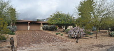 Tucson Single Family Home For Sale: 9171 E Bidahochi Place