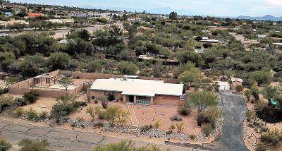 Tucson Single Family Home For Sale: 621 W Paseo Norteno