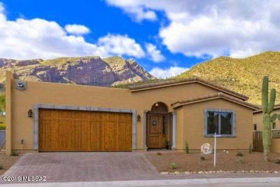 Tucson Single Family Home For Sale: 2631 E Via Corta Dei Fiori