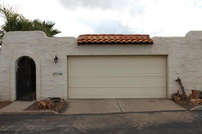 Green Valley Townhouse For Sale: 356 E Via Terrenal