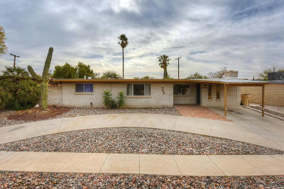 Tucson Single Family Home For Sale: 3241 W Calle Toronja