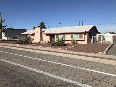 Tucson Single Family Home For Sale: 8541 E Kenyon Drive