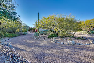 Tucson Single Family Home For Sale: 7611 E Camino Estado