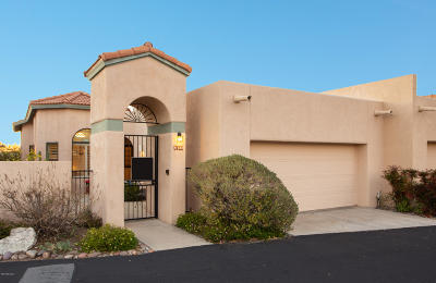 Tucson Townhouse For Sale: 6125 N Pascola Circle