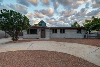 Tucson Single Family Home For Sale: 4378 S Boxwood Avenue
