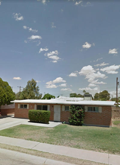 Tucson Single Family Home For Sale: 1340 W King Place