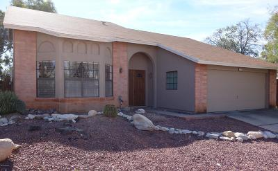 Tucson Single Family Home For Sale: 10150 E King Manor Drive