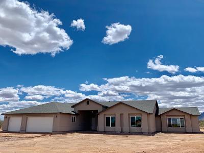 Cochise County Single Family Home Active Contingent: 6120 E Nairobe Lane