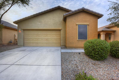 Marana Single Family Home Active Contingent: 12881 N Fox Hollow Drive