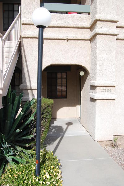 Tucson Condo For Sale: 101 S Players Club Drive #27104