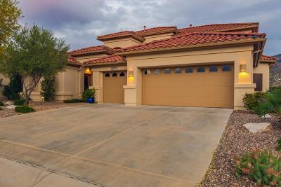 Saddlebrooke Single Family Home For Sale: 37741 S Desert Sun Drive