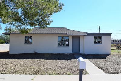 Pima County Single Family Home For Sale: 2010 E Granito Vista