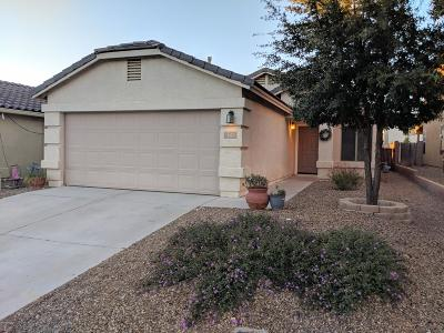 Green Valley Single Family Home Active Contingent: 651 W Ash Ridge Drive