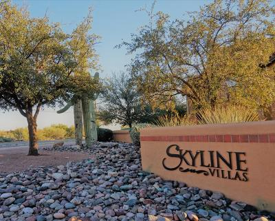 Tucson Condo For Sale: 6651 N Campbell Avenue #110