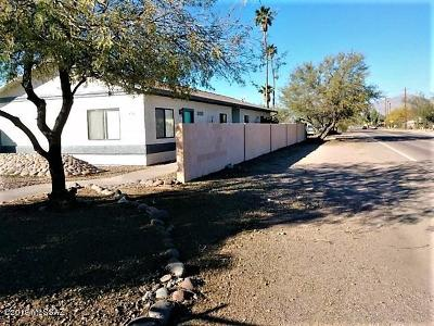 Tucson Residential Income For Sale: 933 E Hedrick Drive