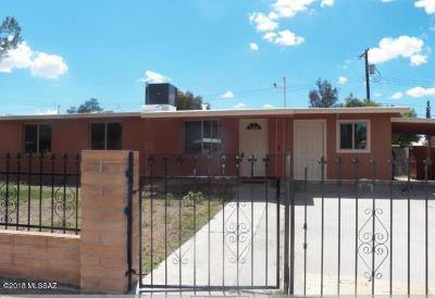 Pima County Single Family Home For Sale: 1210 E Michigan Street