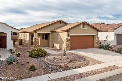 Sahuarita Single Family Home For Sale: 347 W Calle Del Estribo