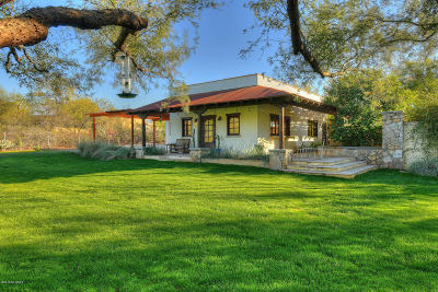 Pima County, Pinal County Single Family Home Active Contingent: 2784 N Tomahawk Trail