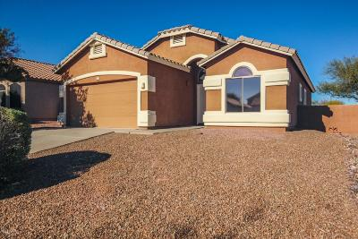 Sahuarita Single Family Home Active Contingent: 217 E Via Teresita