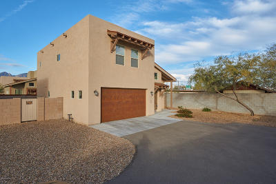 Tucson Single Family Home For Sale: 2740 N Calle De Romy