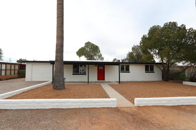 Tucson Single Family Home For Sale: 1626 S Avenida Ursa