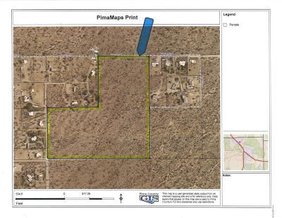 Pima County Residential Lots & Land For Sale: W Desert Falcon Lane