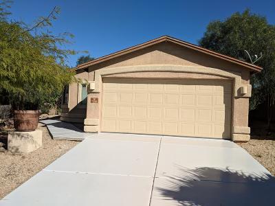 Pima County Single Family Home For Sale: 7285 S Canterbury Tale Drive