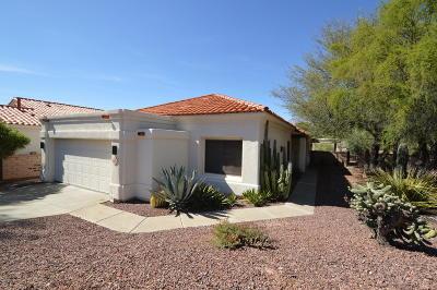 Pima County, Pinal County Single Family Home For Sale: 7263 E Placita Rancho La Cholla
