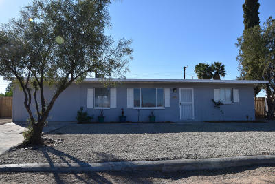 Single Family Home For Sale: 6232 E 25th Street